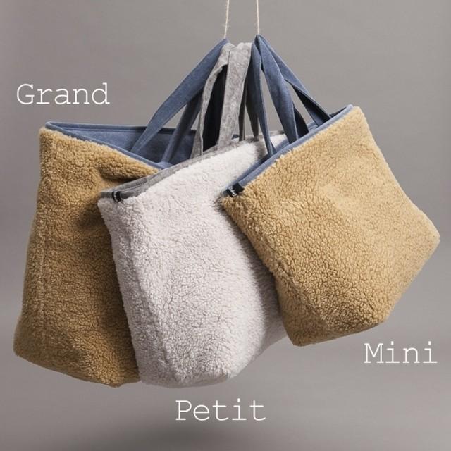 Teddy Fur Bag(ルイスドッグ)
