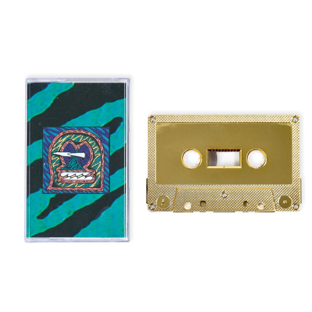 "NINJAS ""GAIDEN"" / ONLY 50 LIMITED Cassette Tape"