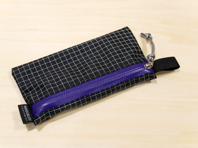 WANDERLUST EQUIPMENT / TRAIL ZIP WALLET Ⅱ (トレイルジップワレットⅡ)