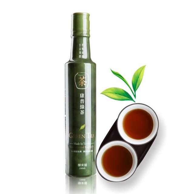 釀美舖 KOMBUCHA 緑茶 250ml