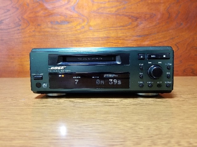 アメリカ サウンド・ハーフデッキ BOSE MDA-8 完動品・動作保証