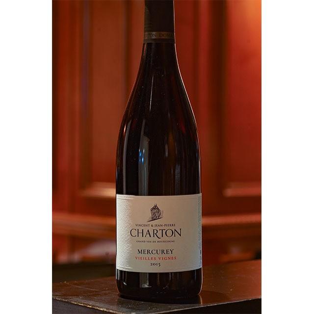 2015年メルキュレ Domaine Charton 赤ワイン