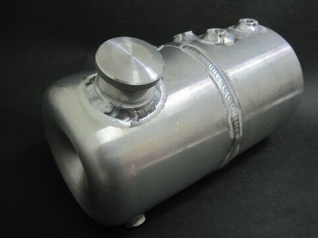 Stainless Sides Oil Tank SALE