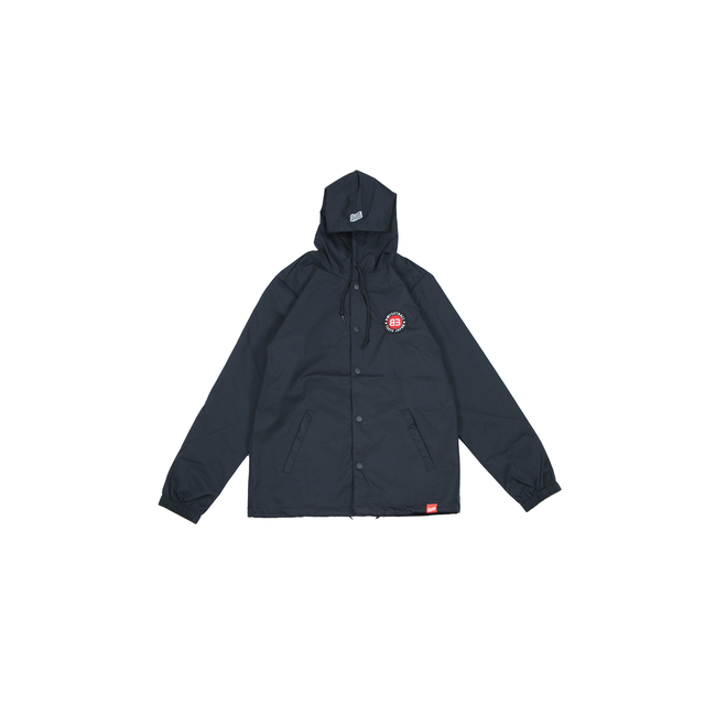BW FOOTBALLCLUB Hooded Windbreaker Coaches Jacket [HOME]
