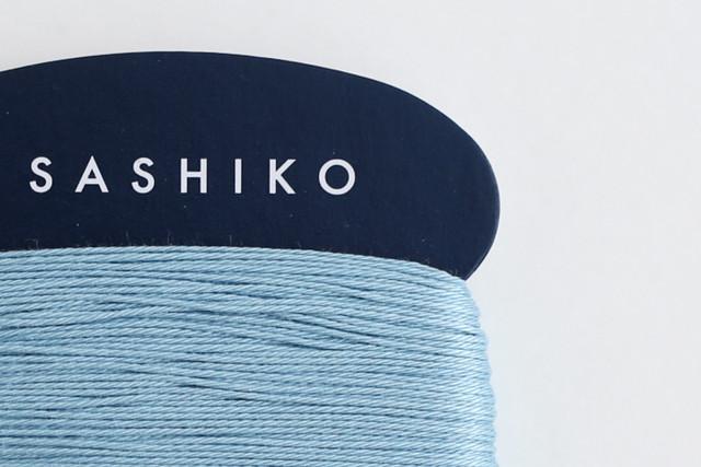 ダルマ刺し子糸<細> カード巻 No.226 : SASHIKO Thin No.226