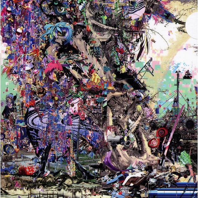 梅沢和木 / クリアファイル「全て死グラシャラヴォスファイル」