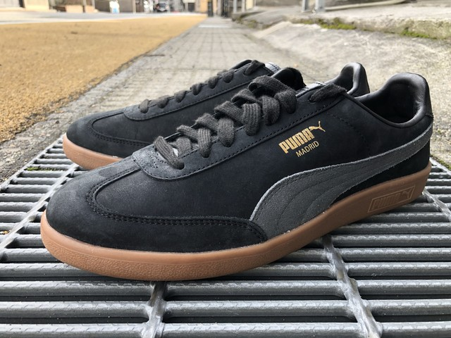 PUMA MADRID NBK (PUMA BLACK-IRON GATE)