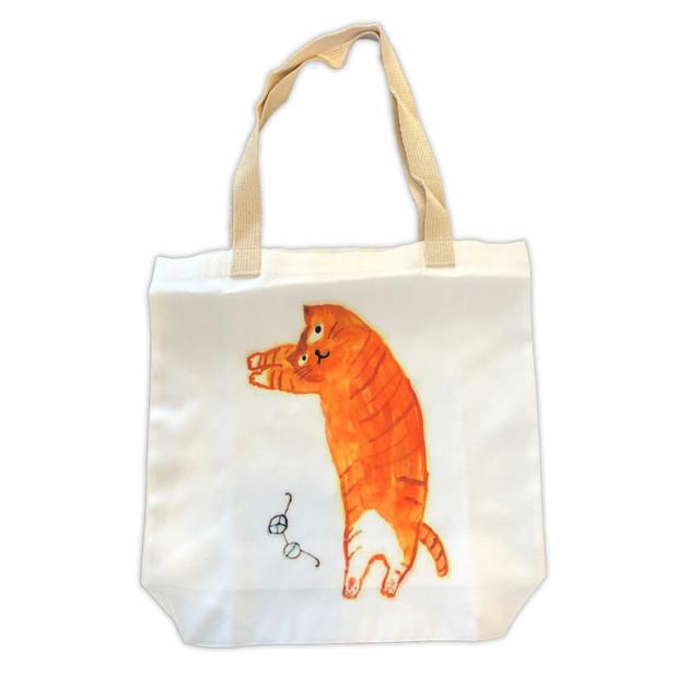 猫ちゃん エコバッグ トートバッグ 送料無料 cat-bag-m