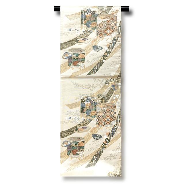 正絹袋帯 6-1773 仕立代と帯芯込み