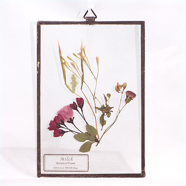 Botanical Frame S4 - Copper