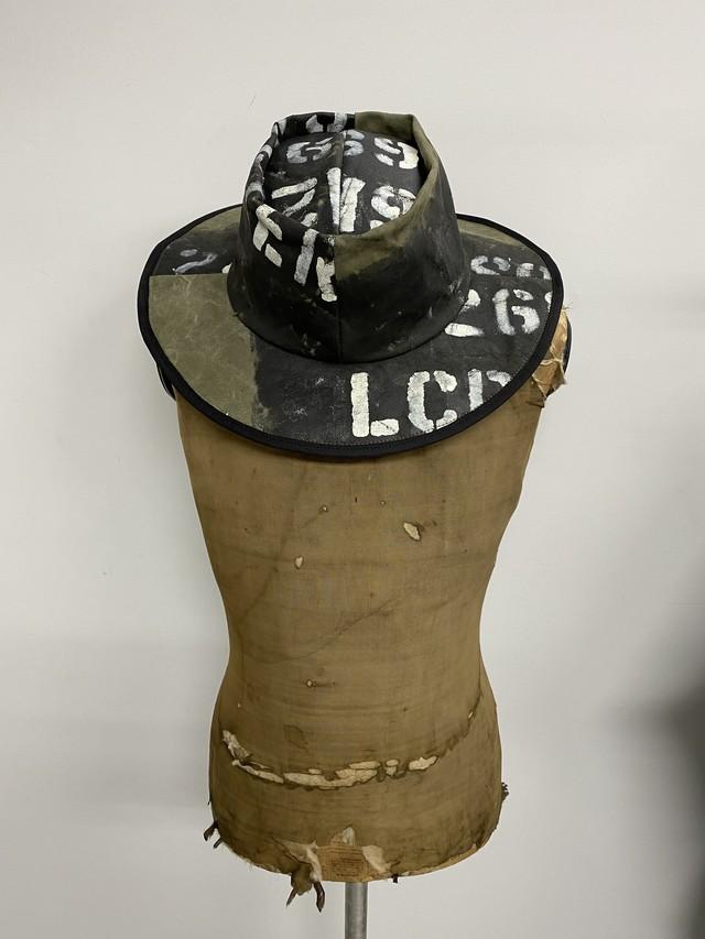 OLDPARK / DUFFLE HAT(MILITARY,フリーサイズ)