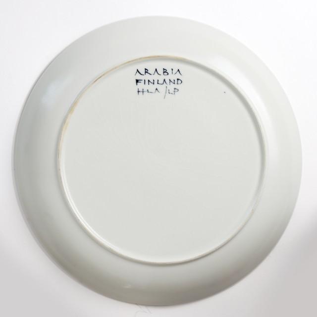 ARABIA アラビア Aurinkoruusu アウリンコルース ひまわり 310mm大皿 北欧ヴィンテージ