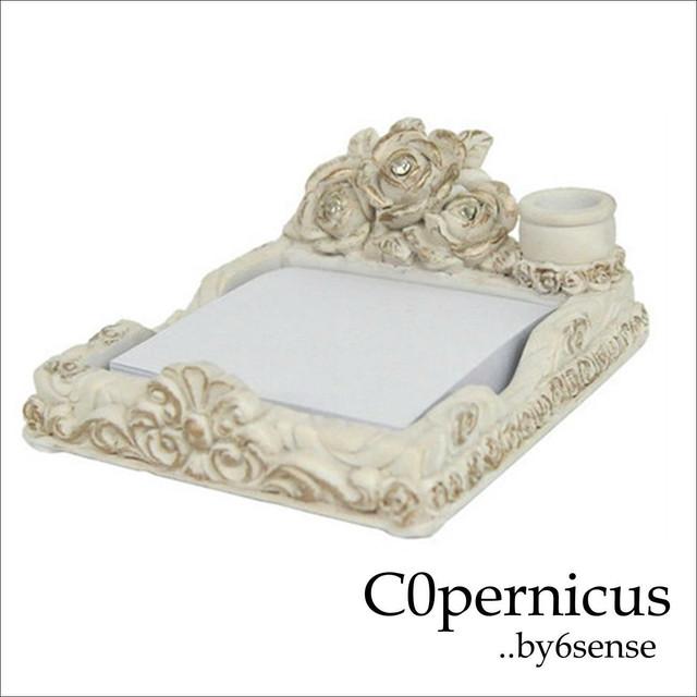 メモホルダー バラ 雑貨 浜松雑貨屋Copernicus