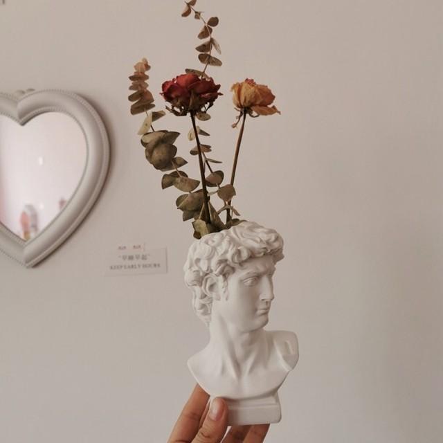 ヨーロピアンフラワーベース(花瓶) R1139
