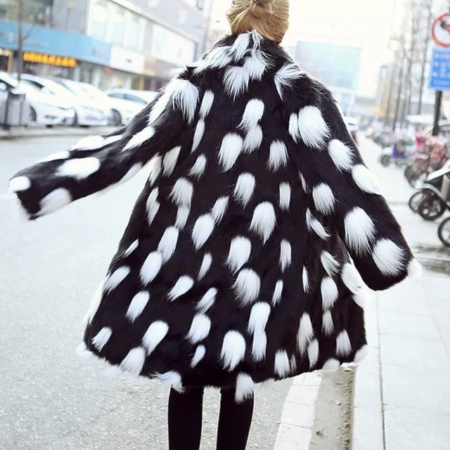 【即納】monotone long coat
