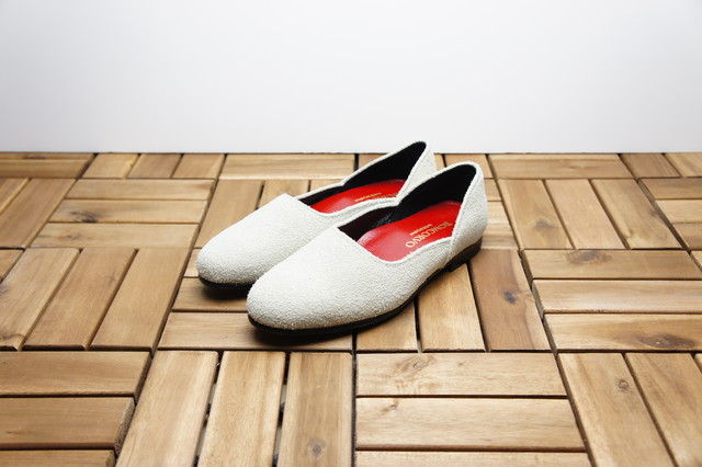 CUTTER SHOES (SUEDE)
