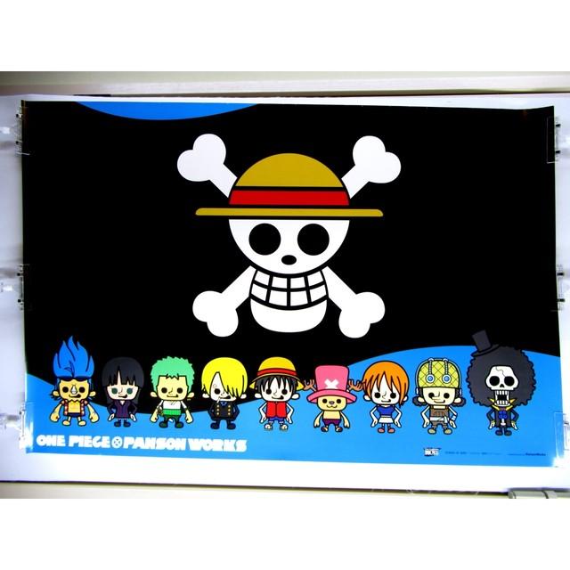 One Piece Shueisha PansonWorks - 91x61 cm / 35.8x24 inch Japanese Anime Poster