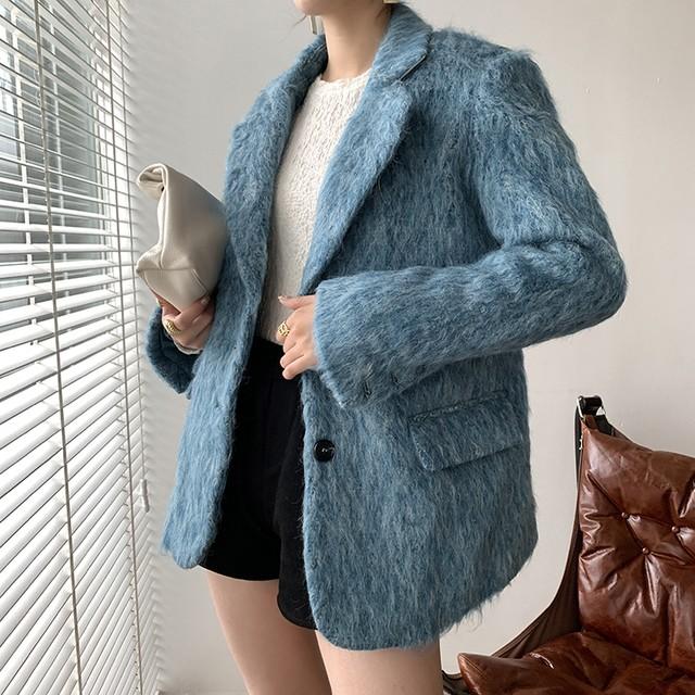 Fake Fur jacket KRE563