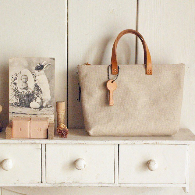 ■Canvas Bag porch