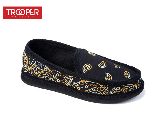 TROOPER AMERICA| Bandana EMB SLIPON (Tiger)