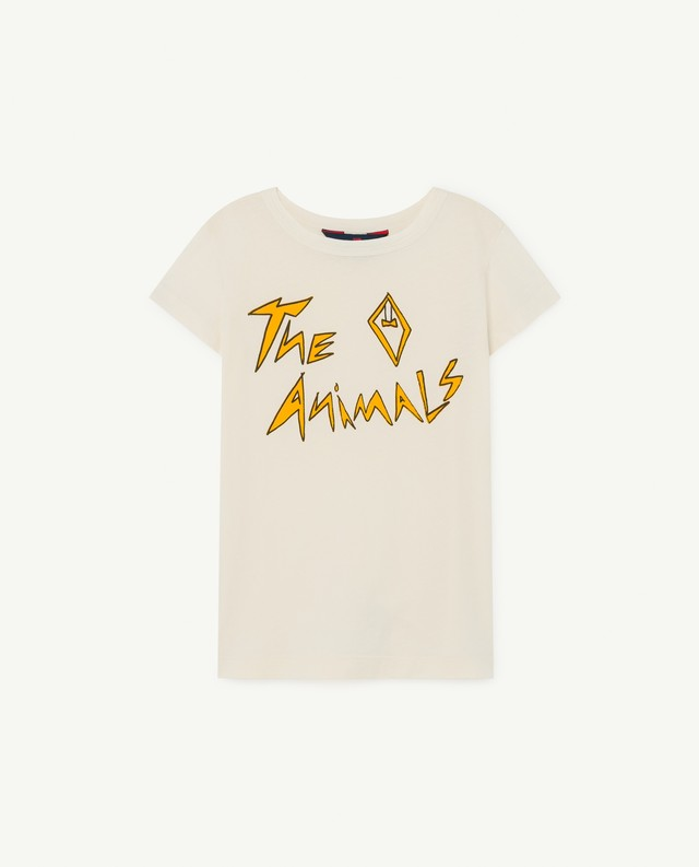 【予約商品】the animals observatory HIPPO  KIDS T-SHIRT