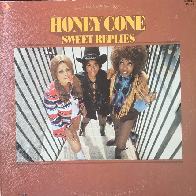 Honey Cone ‎– Sweet Replies