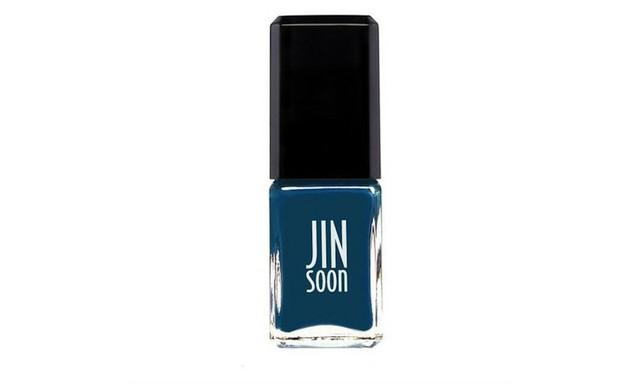 ジンスーン JINsoon ボウ BEAU ブルー マニキュア J154
