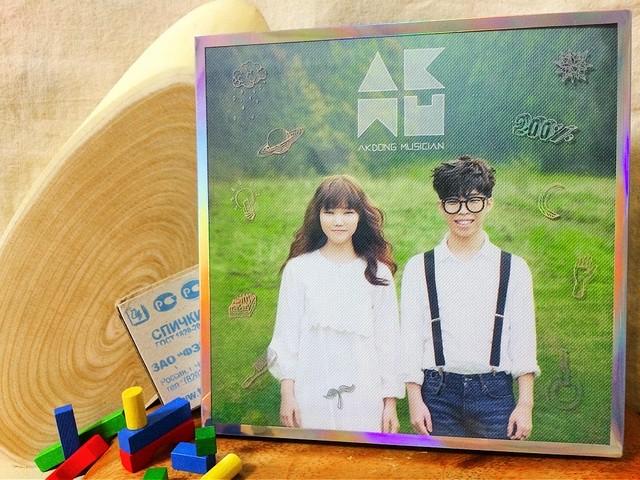 AKMU  DEBUT ALBUM 『 PLAY 』 韓国初回版
