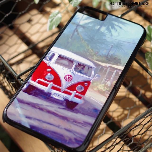 iPhone6sケース [I6SVBA01] VW BUS ALOHA