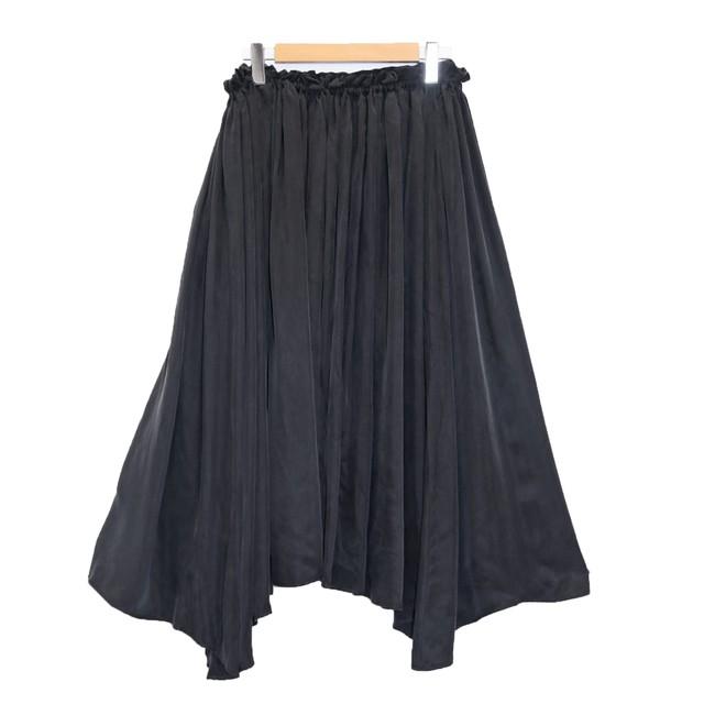 gグラム/g-184キュプラギャザースカート