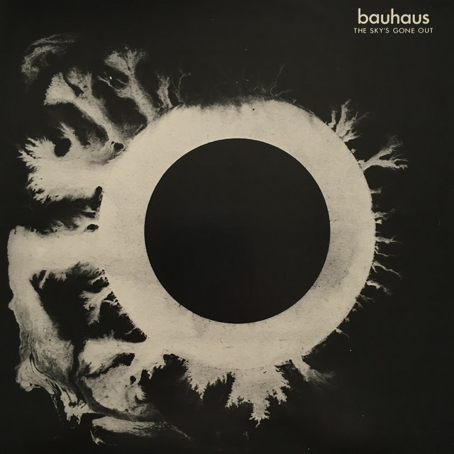 【LP・米盤】Bauhaus / The Sky's Gone Out