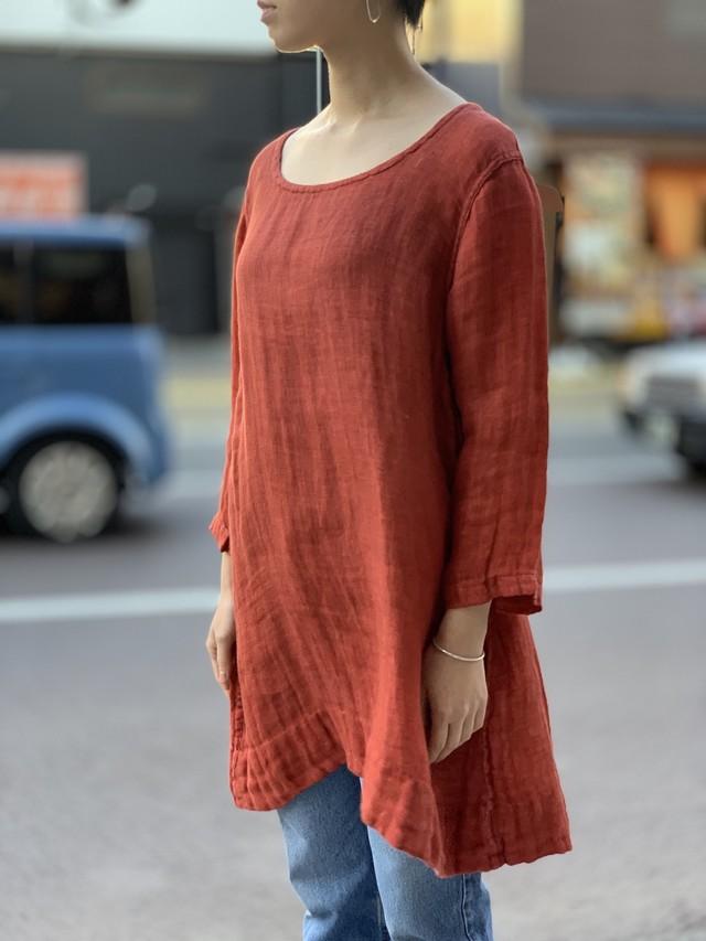 FLAX Womens linen tops