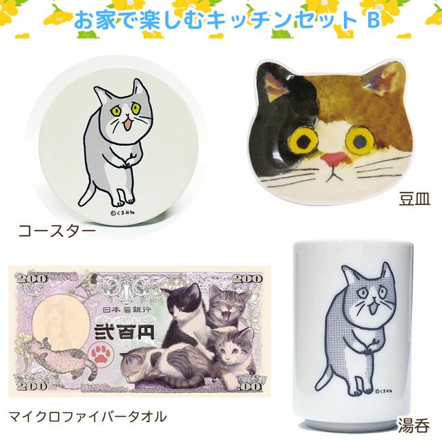子猫紙幣 ブランケット