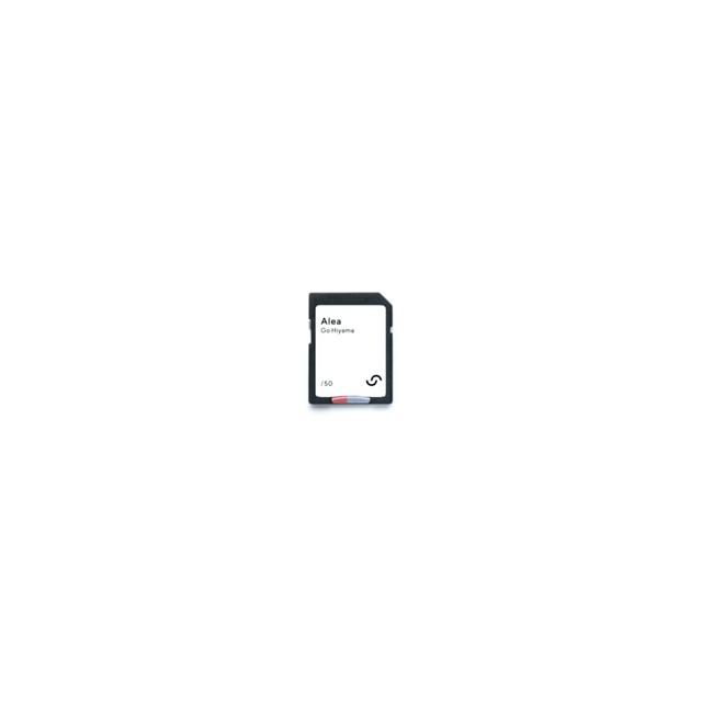 【音 × テクノロジー】AISO microSDカード単体 - Go Hiyama - Alea