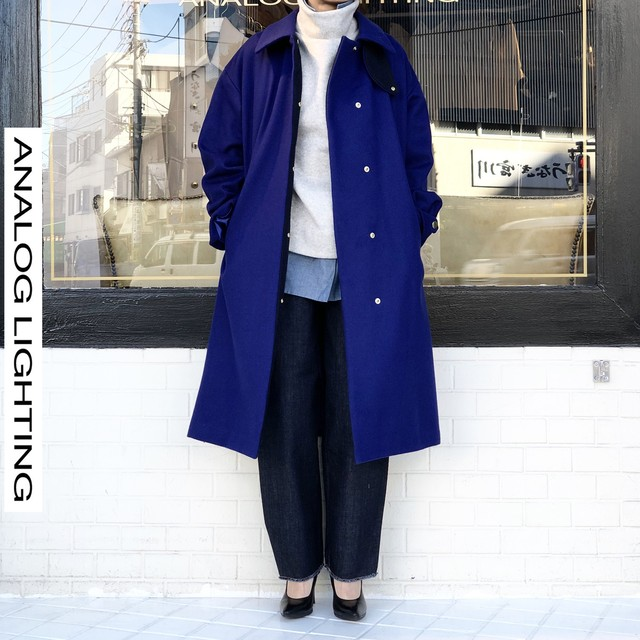 Bench Coat/BLUE