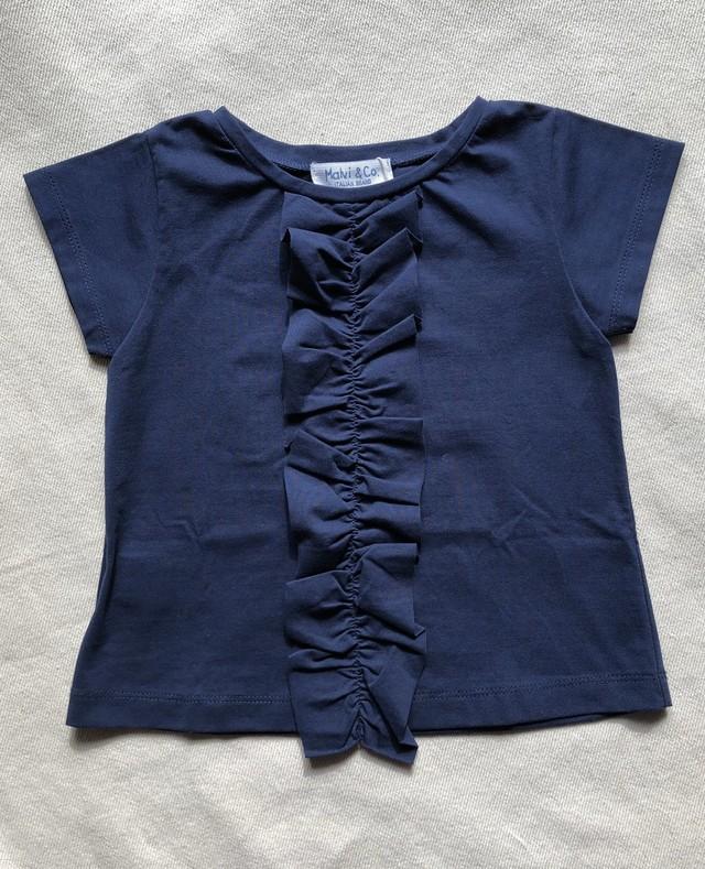 Malvi フリルTシャツ