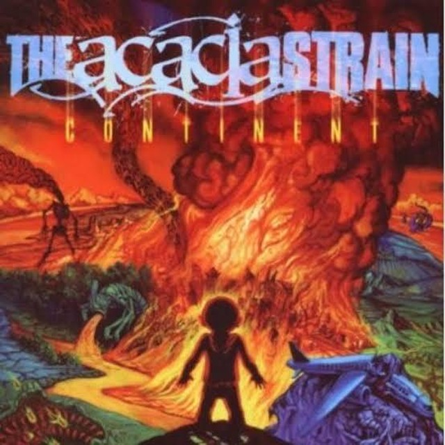 【USED】The Acacia Strain / Continent