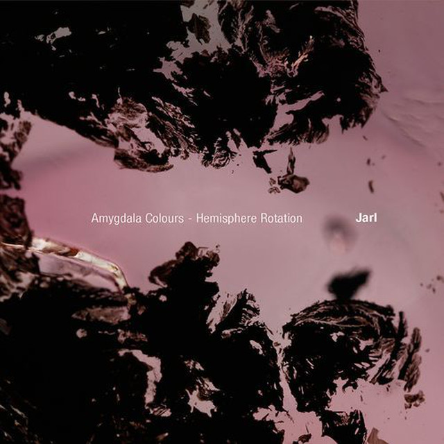 Jarl - Amygdala Colours - Hemisphere Rotation CD - メイン画像