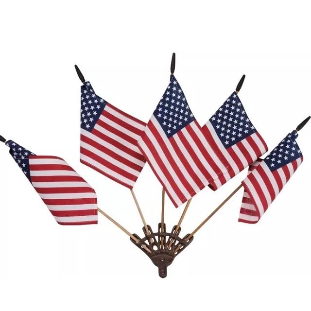 Stars&Stripes アメリカンフラッグx5 ウォールデコレーション New color