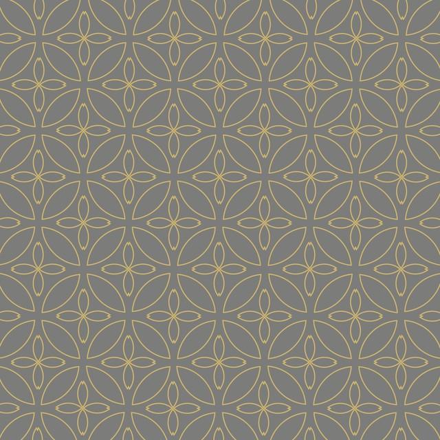 2021春夏【Paperproducts Design】バラ売り2枚 ランチサイズ ペーパーナプキン KYOTO グレー