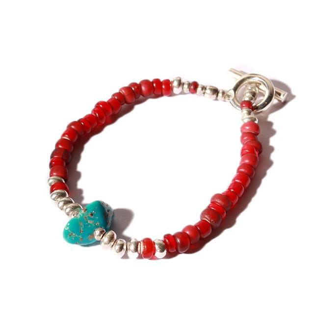 SunKu/サンク Kingman Turquoise Beads [JH-014]
