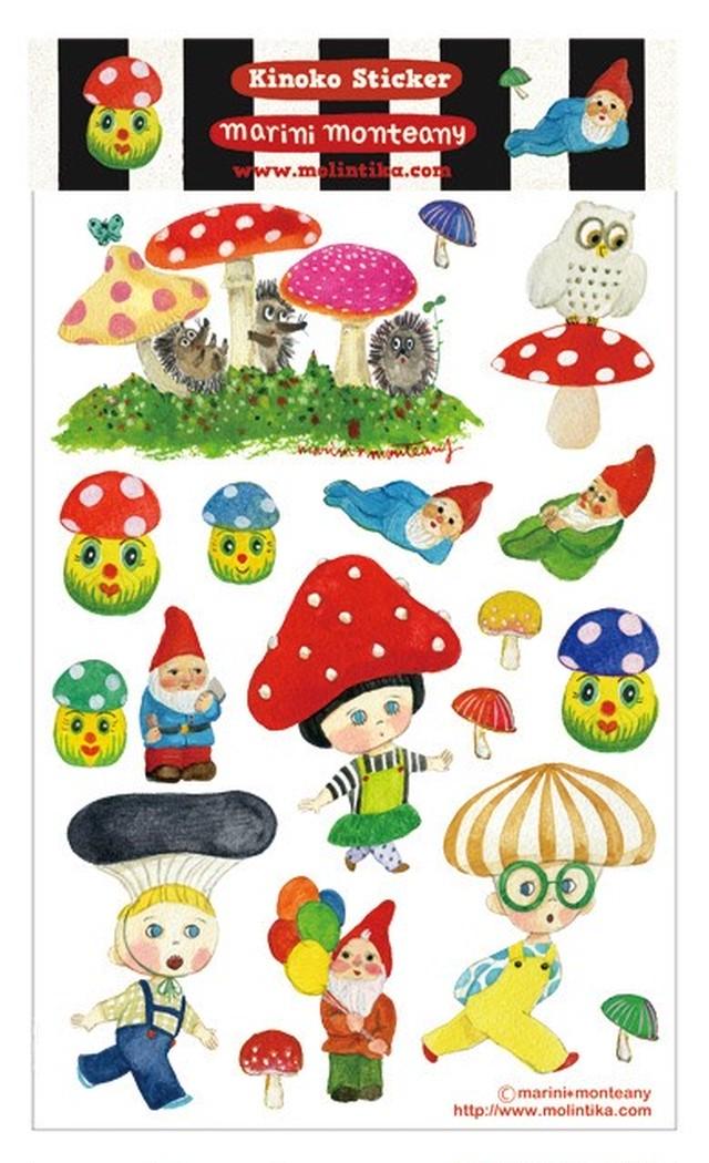 KINOKO Sticker