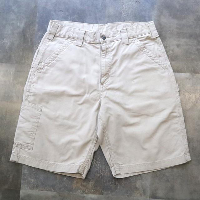 Carhartt duck shorts