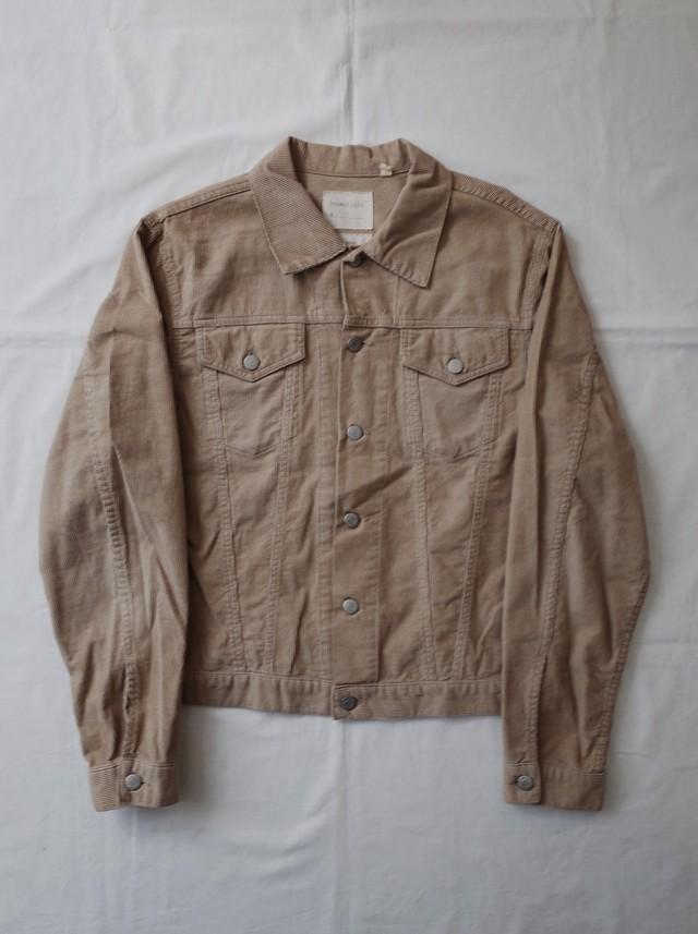 Used HELMUT LANG VINTAGE COTTON corduroy jacket