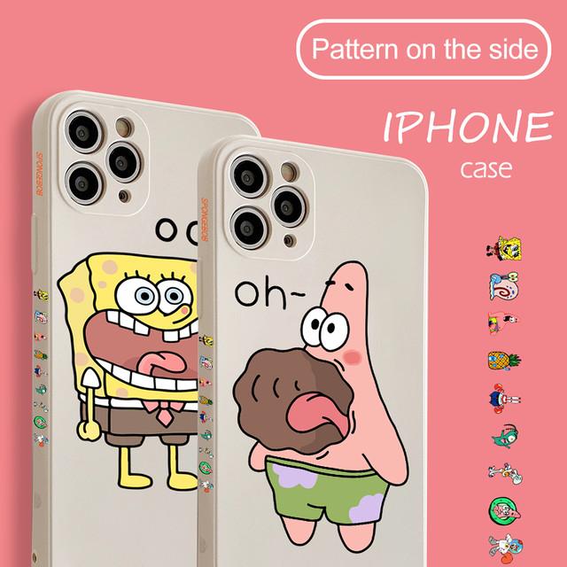 Cute side print bob