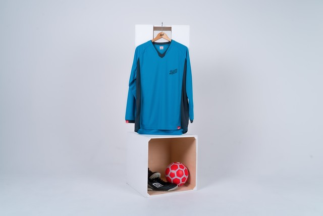 blazz sports soccer practice shirt [BLUE]