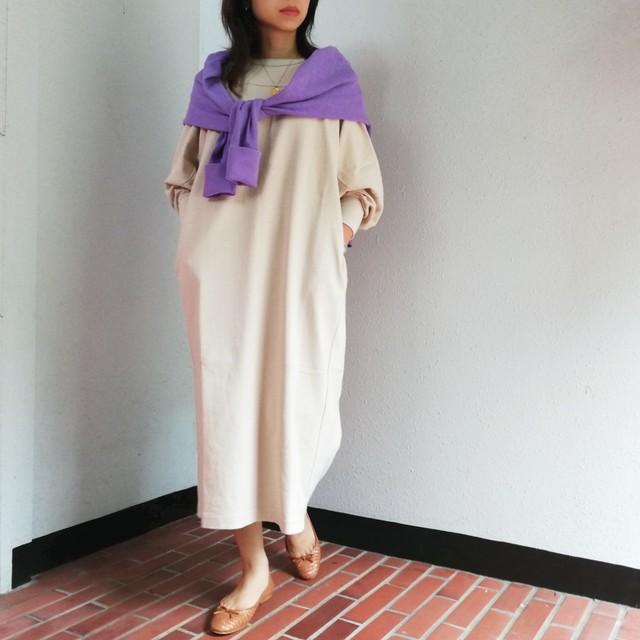 THE SHINZONE(HOCKEY STITCH DRESS)