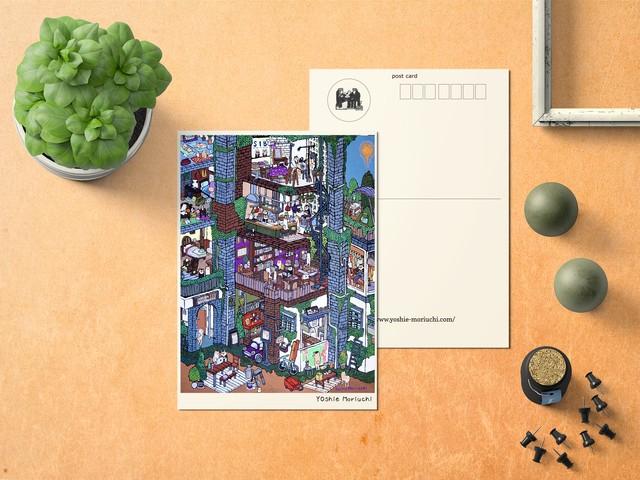 【ポストカード】SHIBA APARTMENT