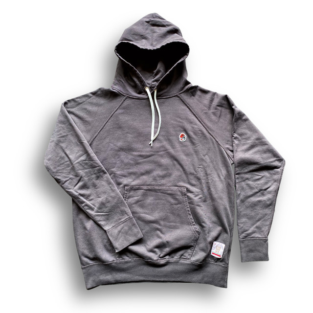 SD PIMA COTTON PULL OVER HOOD SWEAT