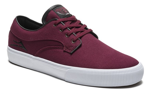 LAKAI RILEY HAWK PORT CANVAS